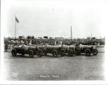 Con un Bugatti, portando el No. 18, De Vizcaya arrancó sexto, aunque quedó clasificado 12, al abandonar tras completar 166 vueltas (FOTO: IMS Photo)