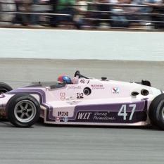 """En 1985, José Luis Romero se unió a Tim Bell para abrir un equipo llamado """"W.I.T. Racing"""", en el que Emerson Fittipaldi hizo su debut en la Indy 500 y en la categoría; """"Pepe"""" intentó participar en Portland, en 1985, pero chocó su March/Cosworth en la vuelta de calentamiento."""