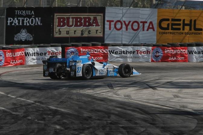 Debacle en Andretti Autosport