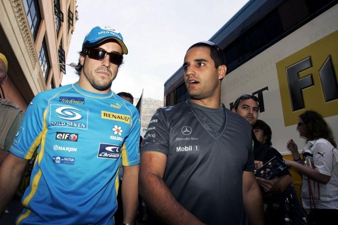 Reacciones sobre la llegada de Alonso a Indy