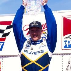 Greg Moore logró 5 victorias en CART: dos en 1997, dos en 1998 y una en 1999 (FOTO: Archivo)