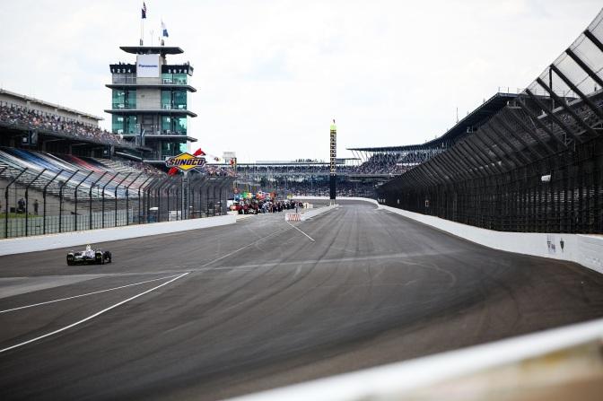 Esta es la lista de confirmados para la Indy 500