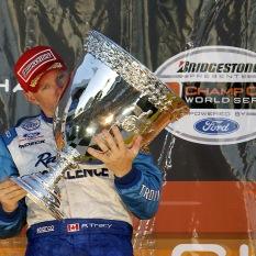 Paul Tracy es el canadiense más exitoso en la historia de IndyCar, con 31 victorias y el título de Champ Car en 2003 (FOTO: Archivo)