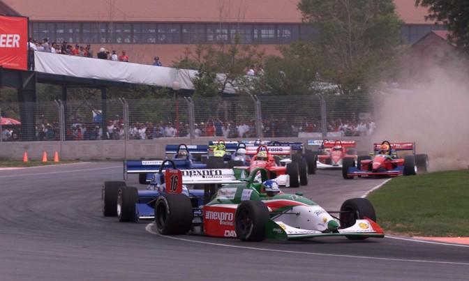 Latinoamericanos que han corrido en Indy Lights