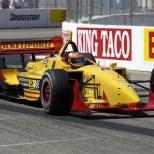 El alemán Timo Glock fue uno de los siete novatos de la generación 2005 de Champ Car; con Rocketsports, clasificó y finalizó sexto (FOTO: Archivo)