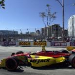 Junto con Glock, el canadiense Andrew Ranger se graduó de la Formula Atlantic para correr con Conquest y Eric Bachelart; sin embargo, se accidentó en las últimas vueltas (FOTO: Archivo)
