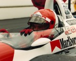 Al Unser Jr. (FOTO: Indianapolis Motor Speedway)