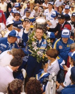 Bobby Unser (FOTO: Indianapolis Motor Speedway)