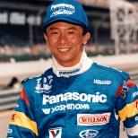 Dick Simon también debutó al japonés Hiro Matsushita, esto durante la edición de 1990; fue 19° en el orden, a nueve vueltas del vencedor Al Unser Jr. (FOTO: IMS Photo)