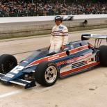 Mario Andretti (FOTO: Indianapolis Motor Speedway)