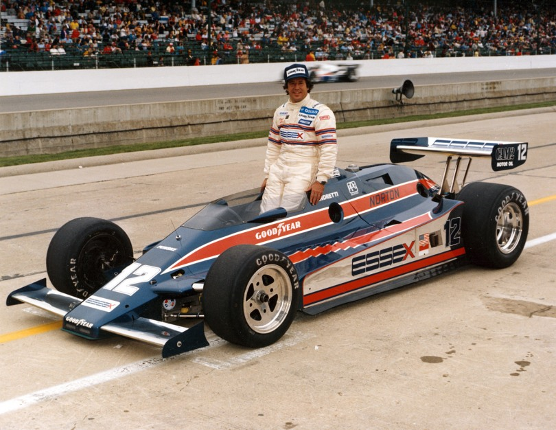 Mario Andretti (FOTO: Indianapolis Motor Speedway)