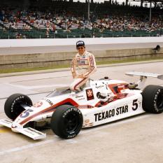 El primer campeón de Team Penske fue Tom Sneva (1977 y 1978), a pesar de no ganar eventos en 1978; en los tres años previos, se anotó tres éxitos (FOTO: IMS Photo)