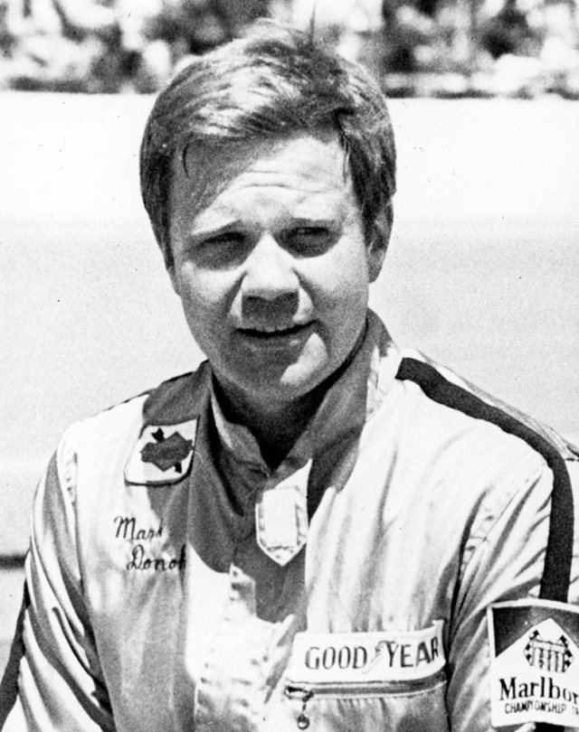Mark Donohue (FOTO: IMS Photo)