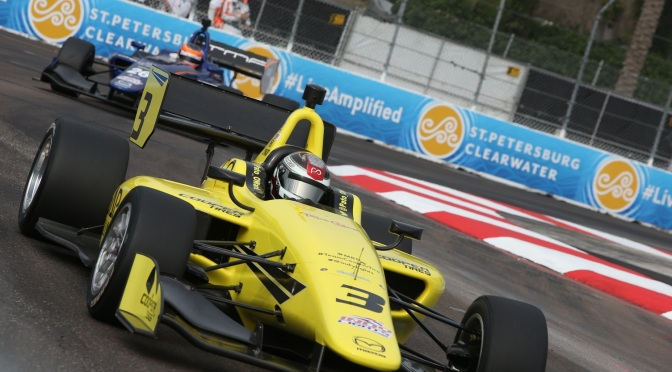 O'Ward va por más en la Indy Lights