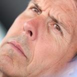 Scott Pruett, laureado campeón de IMSA GTO y Trans-Am, hizo la primera de 145 largadas en CART con un Lola-Cosworth de Dick Simon Racing, en Long Beach, en 1988, aunque se retiró por falla de motor (FOTO: Shawn Gritzmacher/IMS Photo)