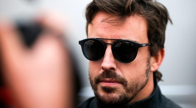Fernando Alonso se inscribe a la Indy 500