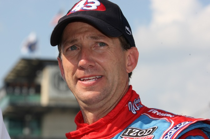 John Andretti (FOTO: Chris Jones/INDYCAR)