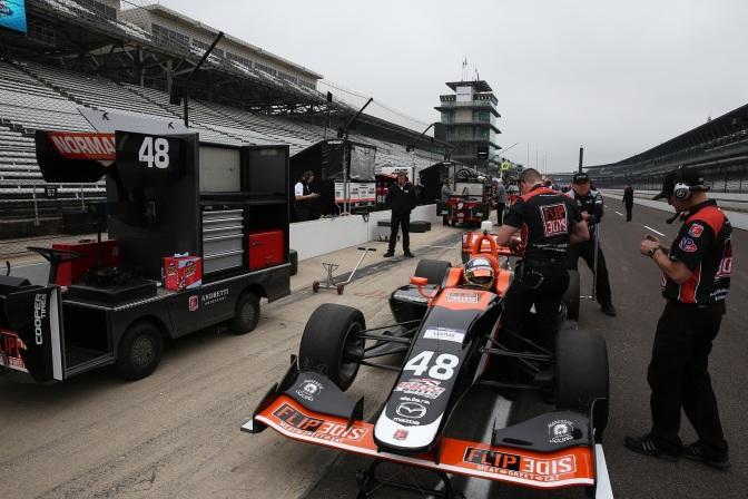 Indy reanuda la lucha en la Indy Lights