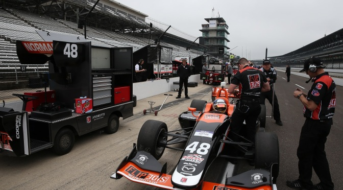 FOTO: Chris Jones/IMS Photo/Road to Indy