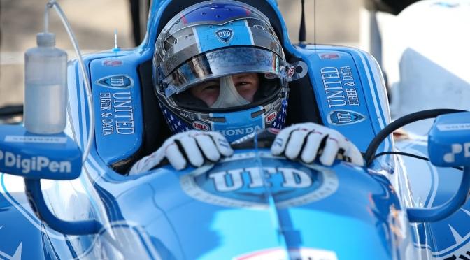 Práctica 1: Marco lidera, Honda con ventaja