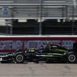 Juan Pablo Montoya buscará su tercera victoria con el auto No. 22 de Team Penske, con el patrocinio de Fitzgerald Glider Kits (FOTO: Chris Jones/INDYCAR)