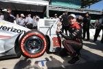 El mismo Power fue el encargado de llevar a Penske a las 250 poles históricas durante la cuarta edición del Gran Premio de Indianapolis (FOTO: Chris Jones/INDYCAR)
