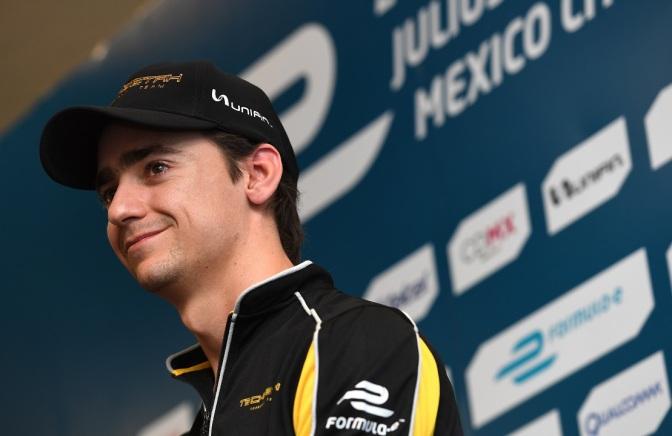Esteban Gutiérrez debutará en la IndyCar