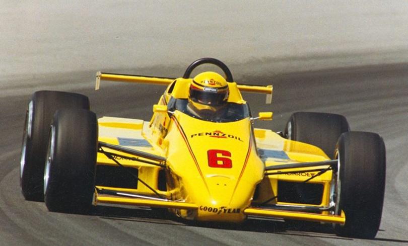 Fue hasta 1984 cuando Rick Mears le dio la pole No. 50 a Penske, esto en la edición de las 500 Millas de Pocono, la cual lideró por 74 vueltas, pero en la que fue derrotado por Danny Sullivan en las últimas vueltas (FOTO: Facebook Rick Mears Fans)
