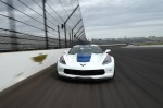 Corvette Grand Sport 2017, Versión Pace Car (FOTO: Chris Owens/IMS Photo)