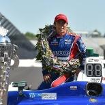Desde 2010, Takuma Sato es el representante de Japón de tiempo completo en IndyCar; pasó a la historia como el primer hombre proveniente de su país en ganar la Indy 500 (FOTO: Chris Owens/INDYCAR)