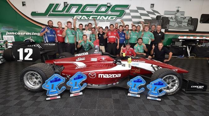Juncos confirma a Chevrolet y a Pigot