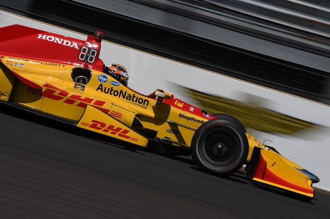 Hunter-Reay (FOTO: Chris Owens/INDYCAR)