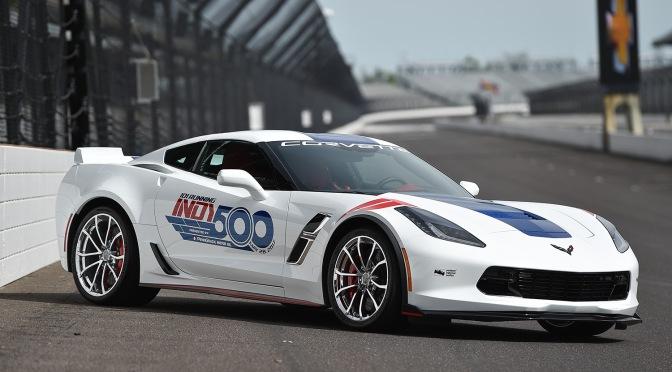 Este será el Pace Car de la Indy 500