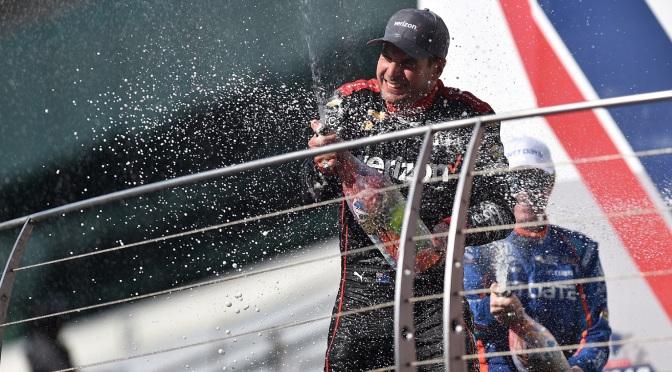 Will Power repite en el GP de Indy