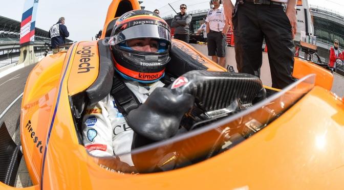 """Alonso: """"Estoy feliz con este primer paso"""""""