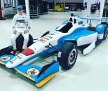 El bogotano Gabby Chaves estará al volante del coche No. 88 Chevrolet, el cual pertenece a Harding Racing (FOTO: Facebook Gabby Chaves)