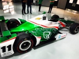 Spencer Pigot y la máquina No. 11 de Juncos Racing (FOTO: Facebook Spencer Pigot)
