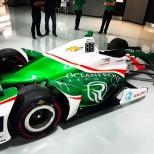 Spencer Pigot y la máquina No. 11 de Juncos Racing (FOTO: Facebook Spencer Pigot)