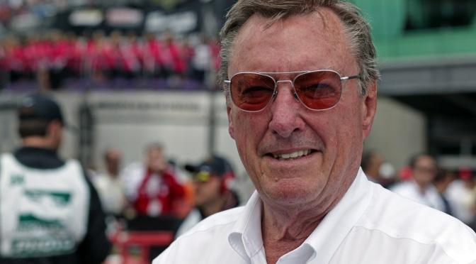 Rutherford, embajador de McLaren-Honda-Andretti