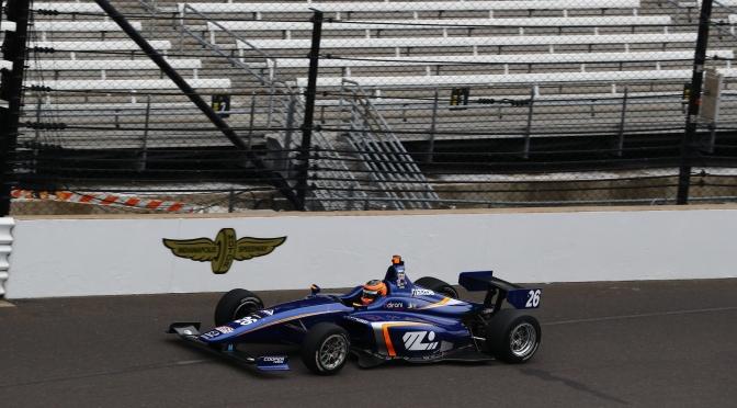 Lights: Primera pole de Leist en Indianapolis