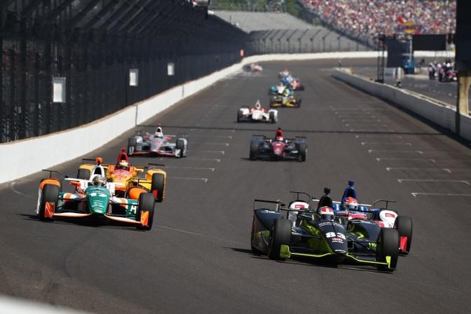 Indy (FOTO: Bret Kelley/INDYCAR)