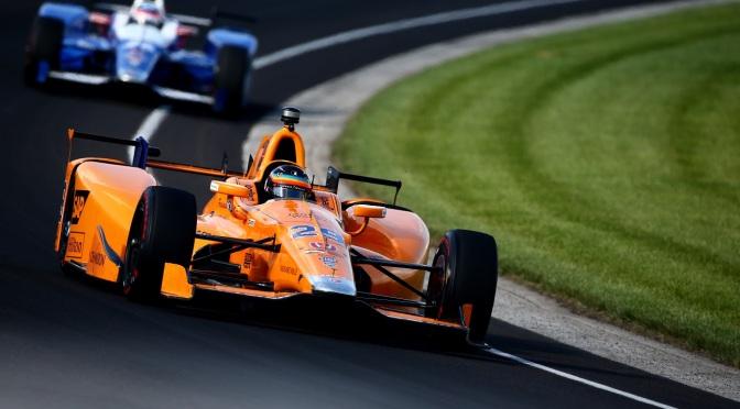 HORARIOS DE TV: Clasificación de la Indy 500