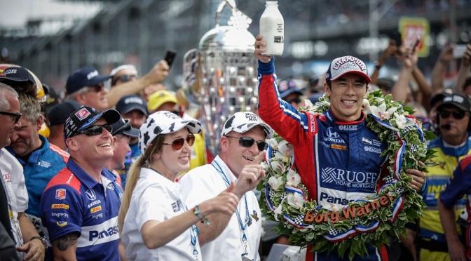 Takuma Sato se toma revancha y gana la Indy 500