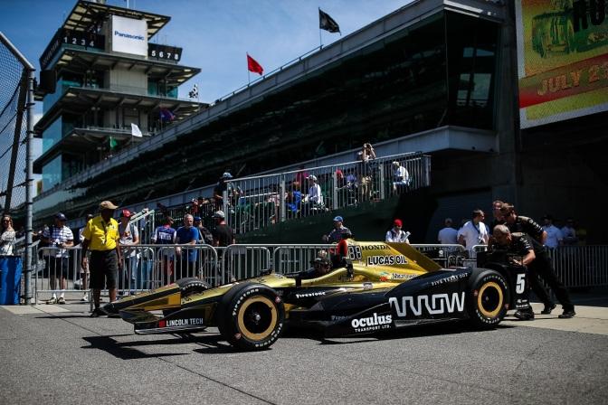 EN VIVO: Prácticas de la Indy 500