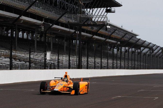 McLaren no estará en IndyCar de tiempo completo en 2019