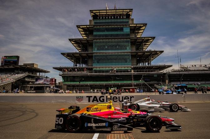 Indy 500 (FOTO: INDYCAR)