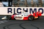 Ya dentro de la IRL, Sam Hornish Jr., en su segundo año con el equipo, fue el hombre de las 150 posiciones de privilegio. Ocurrió en Richmond, carrera que no terminó (FOTO: Archivo)