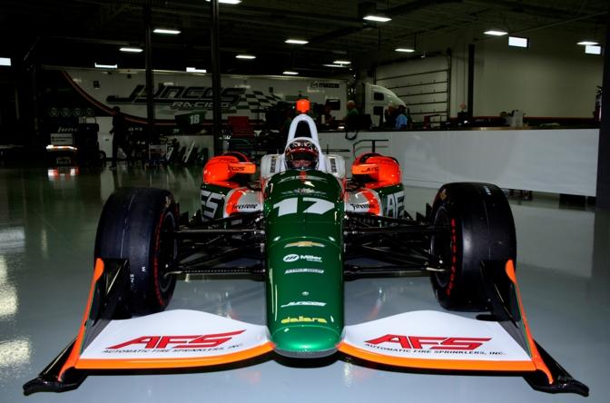 GALERÍA: Los autos que se integran en Indy 500