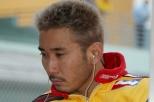 Hideki Noda también es egresado de la Indy Lights, donde consiguió un triunfo en 1997; sin embargo, solo completó dos de seis arranques en IRL, hasta 2002 (FOTO: INDYCAR)