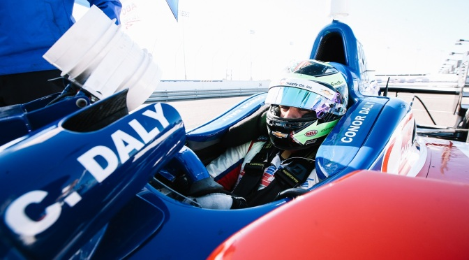 Daly lideró extraño test en Gateway